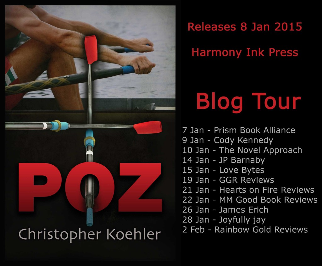 Poz Blog Tour Schedule
